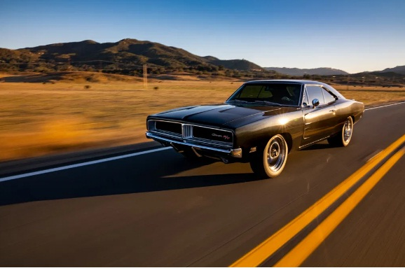 Restomods Dodge Charger Sweepstakes