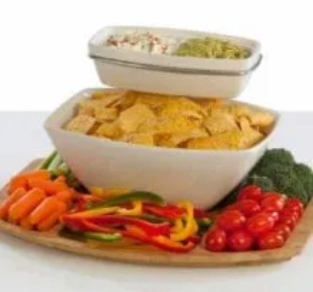 Table Styles Three Piece Chip N Dip Set Giveaway