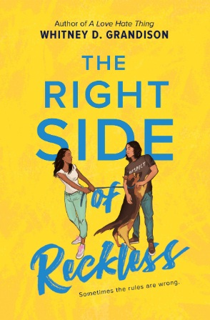 The Right Side Of Reckless Giveaway