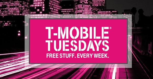 TMobile Tuesdays Game Sweepstakes