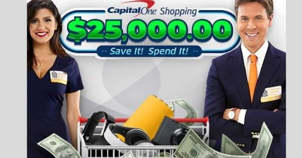 PCH $25000 Capital One Shopping Sweepstakes