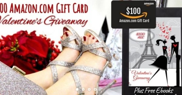 Feisty Heroines Authors $100 Amazon Gift Card Giveaway