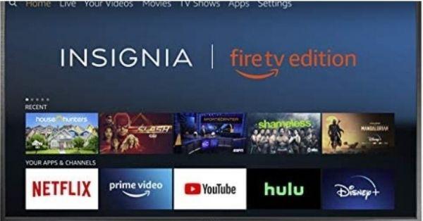 Insignia 32 inch Smart HD TV Giveaway