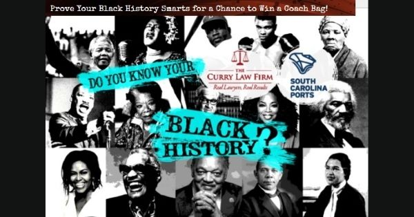 Prove Your Black History Smarts Contest