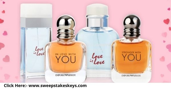 Fragrance net Love is in the Air Giveaway