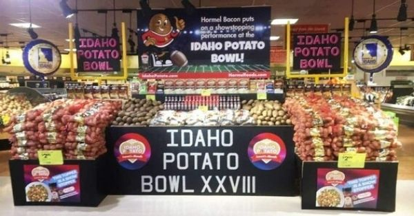 Idaho Potato Lovers Month Retail Display Contest