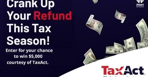 iHeart Radio TaxAct Sweepstakes