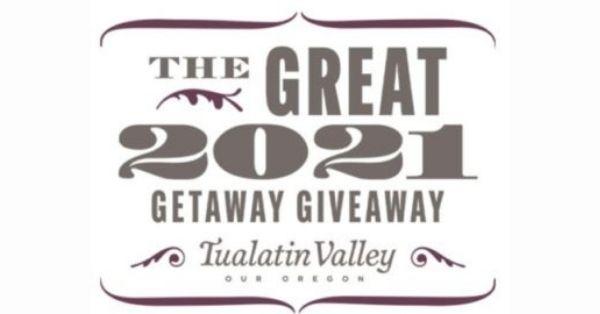 Tualatin Valley Great Getaway Giveaway