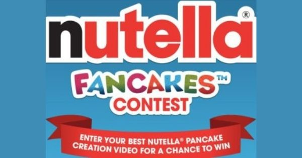 Nutella Fancakes Contest