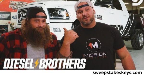Diesel Brothers Diablo Trailer Giveaway