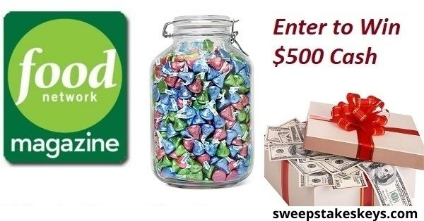 Food Network Magazine Whos Counting Cash Contest