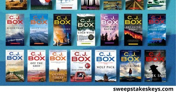 Penguin Random House Ultimate Joe Pickett Sweepstakes