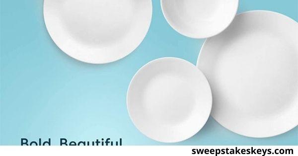 Womans World Corelle Dinnerware Set Sweepstakes