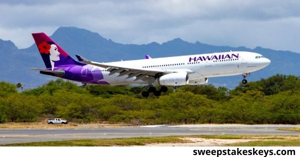 Hawaiian Airlines New Possibilities New Adventures Sweepstakes