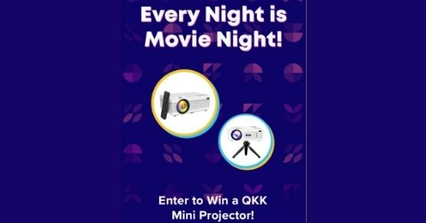 Every Night Is Movie Night Giveaway
