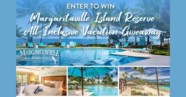 Margaritavilles Island Escape Sweepstakes