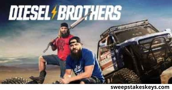 Diesel Brothers Odin Giveaway