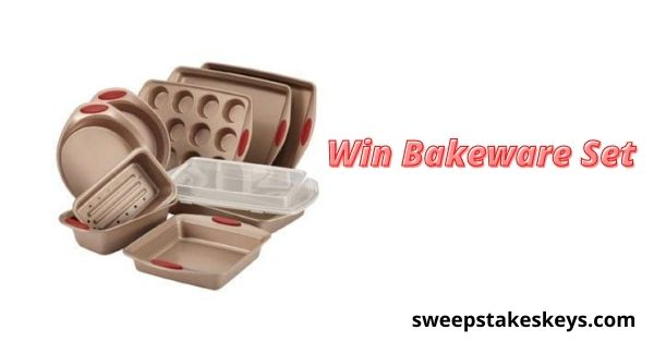 Leites Culinaria Rachael Ray 10-Piece Bakeware Set Giveaway