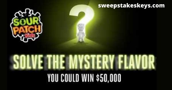 Sour Patch Kids Mystery Instant Win Game Sweepstakes