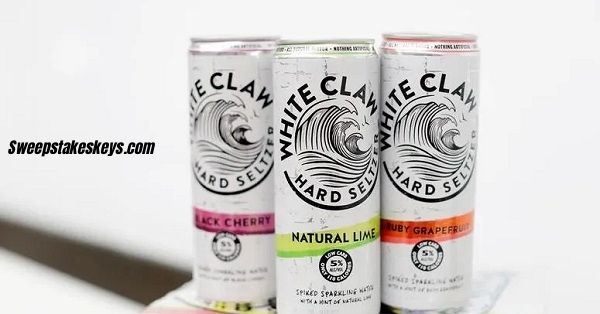 White Claw New Waves Instant Win Game