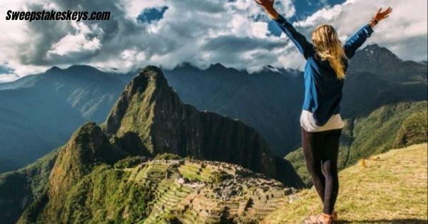 Omaze Adventure To Peru Sweepstakes