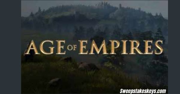 Microsoft Age of Empires Sweepstakes