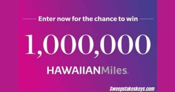 Hawaiian Airlines Endless Hawaii Sweepstakes