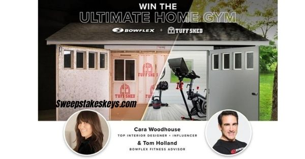 Home Gym Giveaway 2021