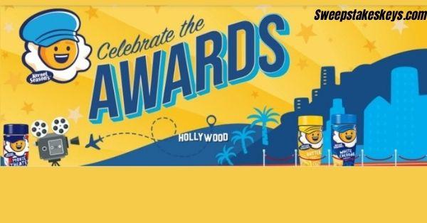 The Kernel Season Celebrate The Awards Sweepstakes