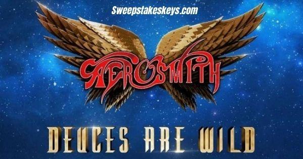 BRAVADO INTERNATIONAL Aerosmith Day Sweepstakes