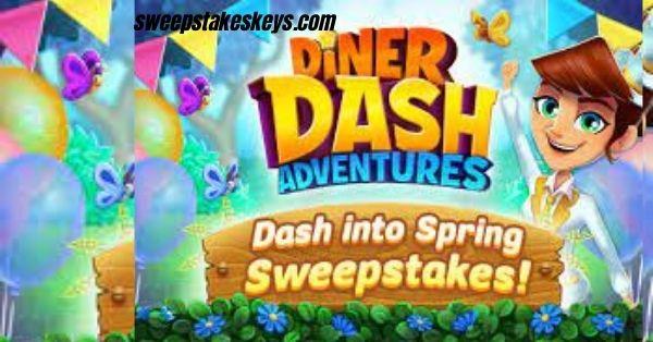 The DASH Spring Sweepstakes