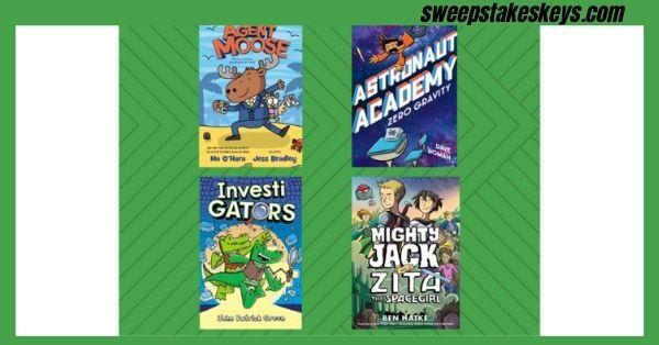 MacKids Graphic Novels Galore Giveaway