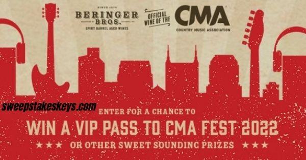 CMA Fest 2022 Giveaway