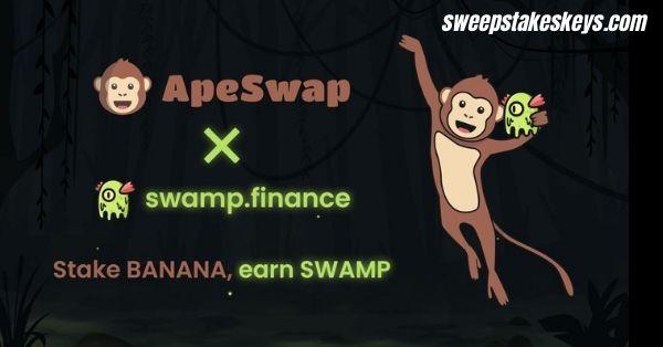 KeyFi X ApeSwap Partnership Giveaway