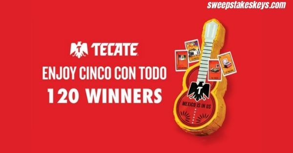 Tecate Cinco De Mayo Sweepstakes