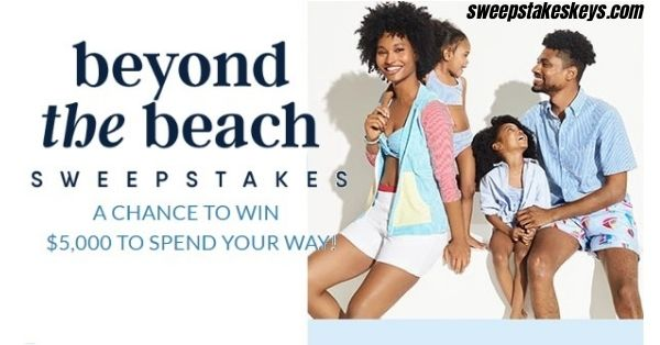 Lands' End $5000 Summer Cash Giveaway