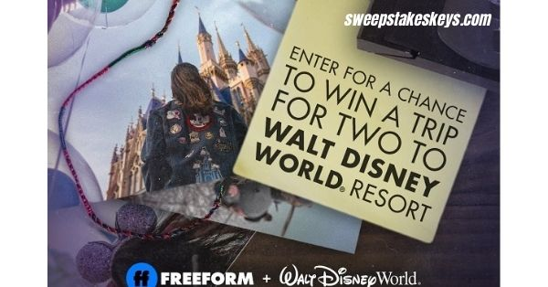 Freeform Disney Sweepstakes