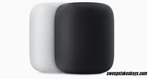 Gleam.io Apple HomePod Giveaway