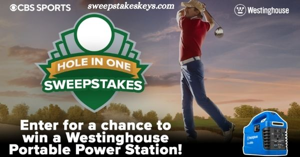 CBS Sports Hole In One Sweepstakes