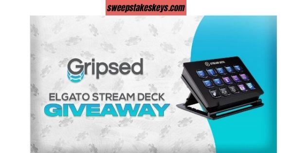 Gripsed Elgato Stream Deck Giveaway