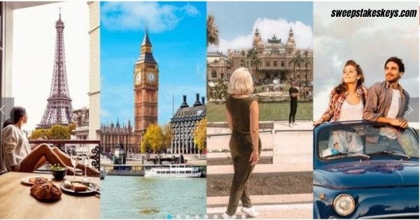 Omaze A Month In The European City Sweepstakes