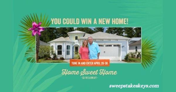 Wheeloffortune.com Home Sweet Home Giveaway