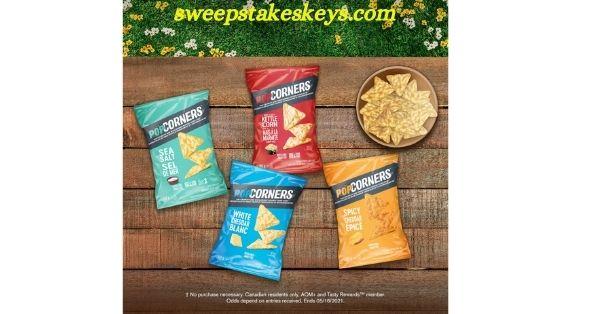Tasty Rewards Bring on Spring Contest