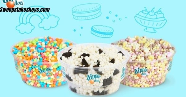 Dippin' Dots Cereals Serving Sweepstakes