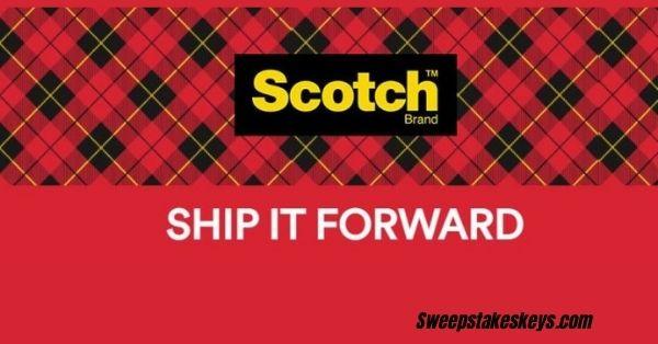 3M Company Scotch Brand Ship It Forward Contest