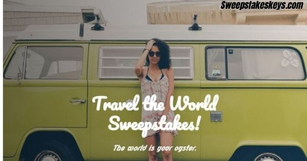 Travel The World Sweepstakes
