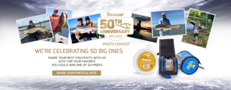 Seaguar 50th Anniversary Sweepstakes