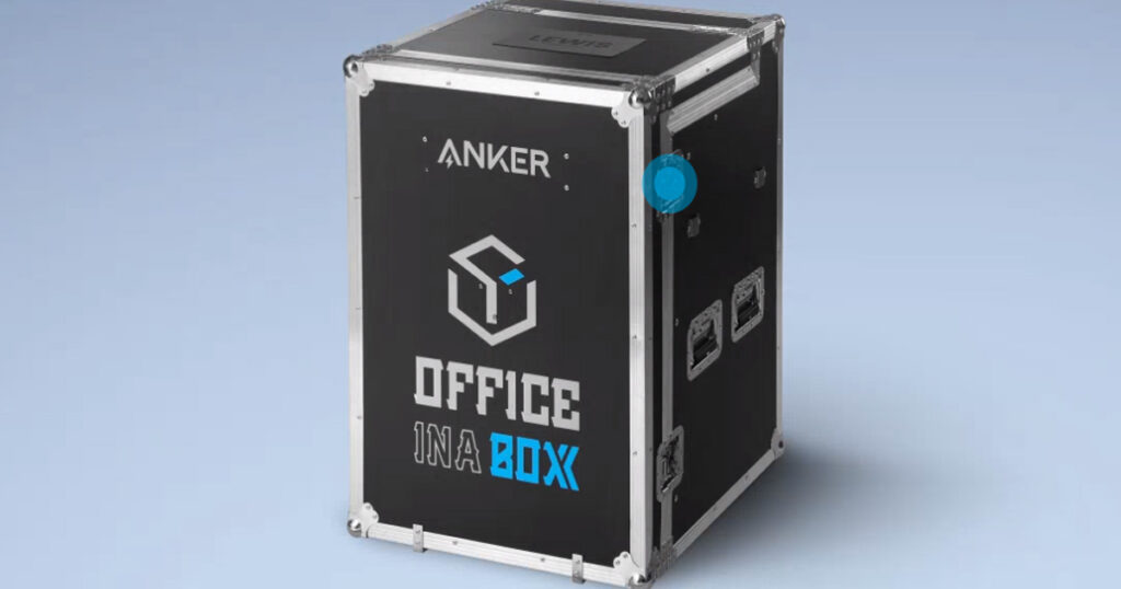 ANKER Office in a Box Giveaway
