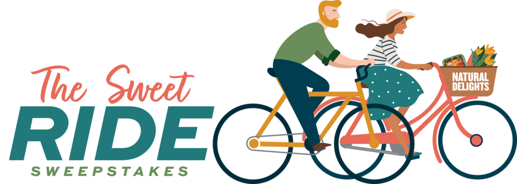 Natural Delights Sweet Ride Sweepstakes
