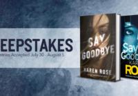 Karen Roses Release Celebration Sweepstakes